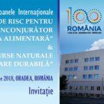 Simpozioane științifice internaționale organizate  de Facultatea de Protecţia Mediului