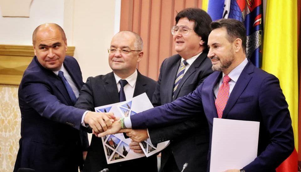 Alianta Vestului, semnata astazi la Timisoara. Vezi ce prevede documentul (Document)