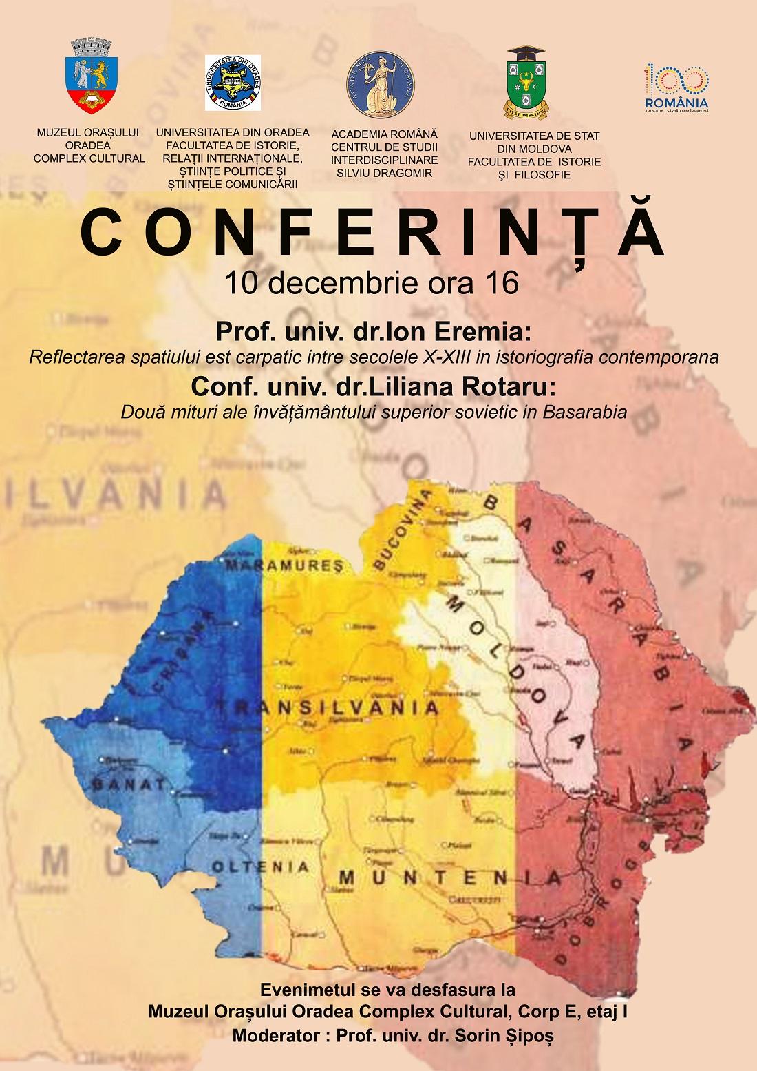 Conferinta Moldova