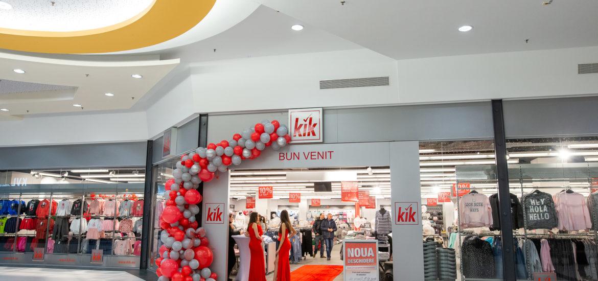 În mai puțin de 2 luni, KiK deschide al doilea magazin din Oradea