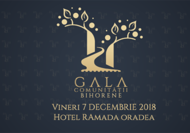 Gala Comunitatii Bihorene – editia a II-a. Cei mai buni bihoreni ai momentului