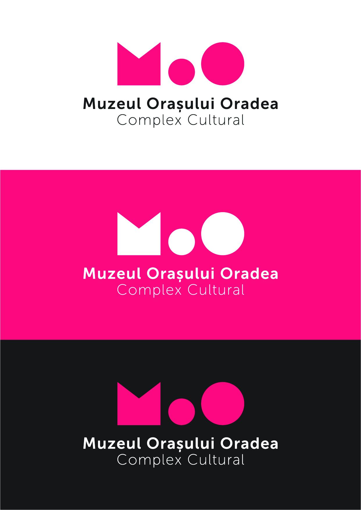 Identitate vizuala MOo Muzeul Oradea