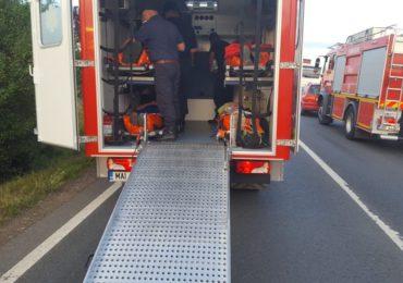 ISU Crisana: Cei opt copii aflati in microbuzul implicat in accidentul mortal de azi dimineata sunt in COD VERDE MEDICAL
