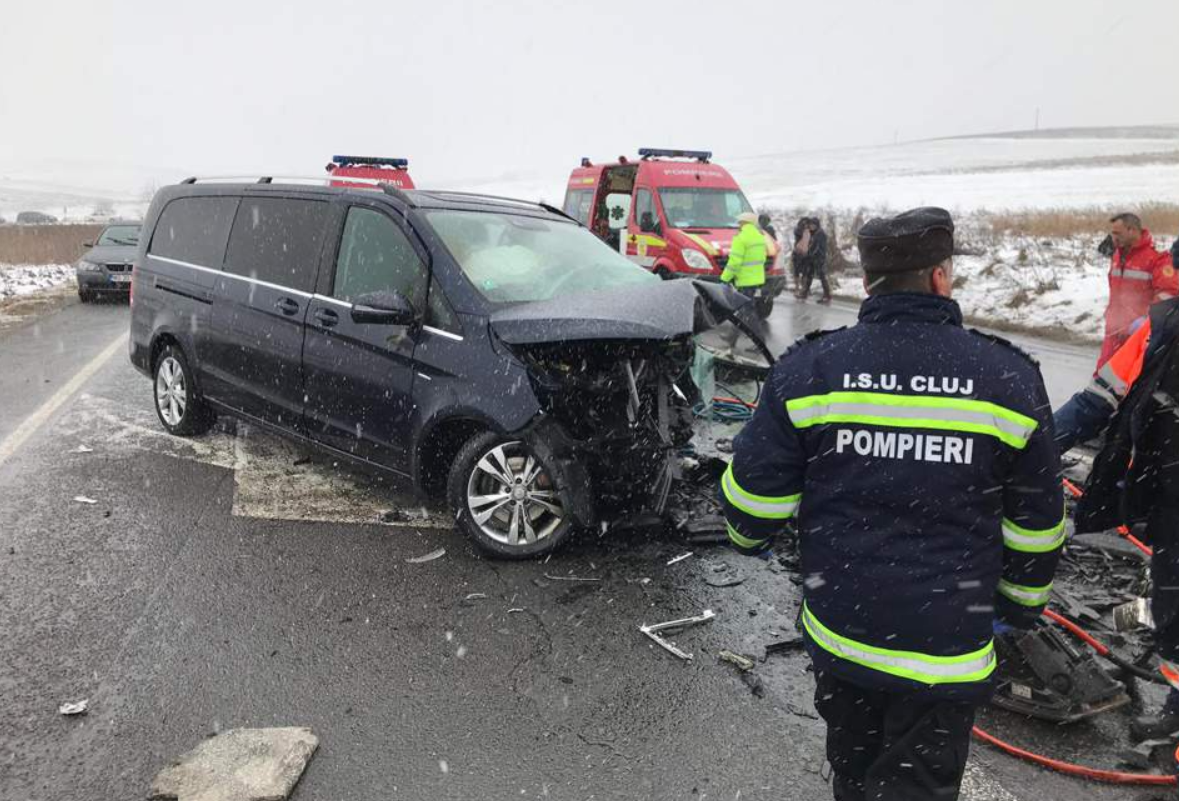 accident mortla DN1 leghia