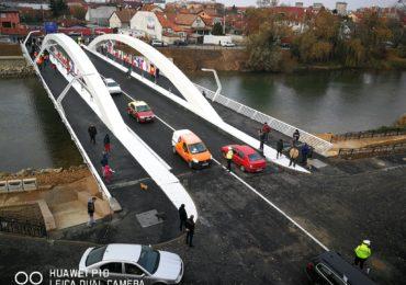 circulatie podul Cententarului