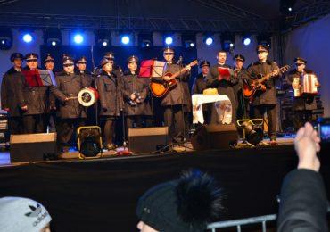 Concert de colinde al pompierilor militari bihoreni, miercuri in Piata Unirii