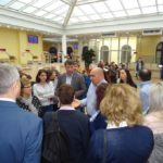 Primaria Oradea da lectii de bune practici si altor primarii din tara. O delegatie din municipiul Roman in vizita de lucru la Oradea