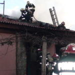 Atentie la cosurile de fum! Patru incendii in acest weekend in judetul Bihor, cauzate de necuratarea cosurilor de fum