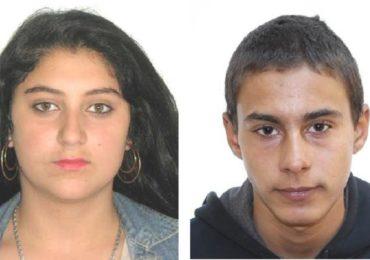 Doi minori de 15 ani din localitatile Silindru si Ateas, judetul Bihor, sunt dati disparuti