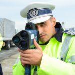 Inconstienta! Un bihorean a fost surprins de radar, in localitatea Dusesti, cu 112 km/h