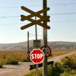 """Atentie la Tren"" – actiune a politistilor bihoreni in zona trecerilor de cale ferata"