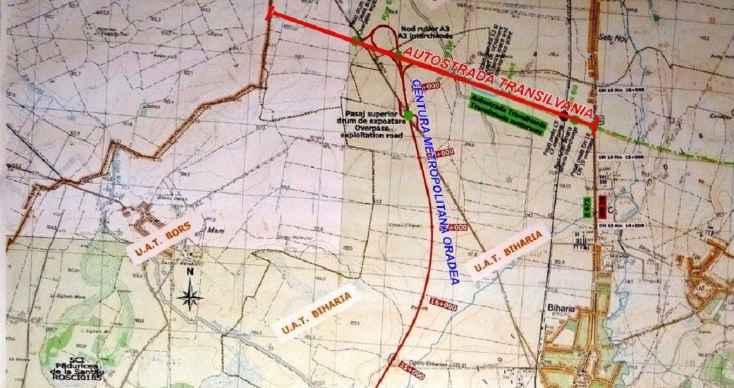 CNAIR a semnat contractul pentru 5 km din A3 (Biharia – Bors). Am putea circula pe autostrada, spre Europa, pana in 2021