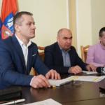 Primarul Ilie Bolojan si cei doi viceprimari, Florin Birta si Mircea Malan au prezentat azi, prioritatile administratiei locale in 2019
