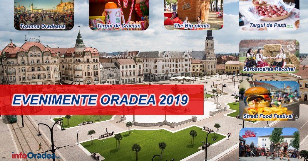 Evenimente Oradea 2019. Vezi calendarul evenimentelor din Oradea