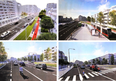 Incep lucrarile pentru modernizarea bulevardelor Cantemir si Nufarul. Vezi cum va arata la final (Foto randari)