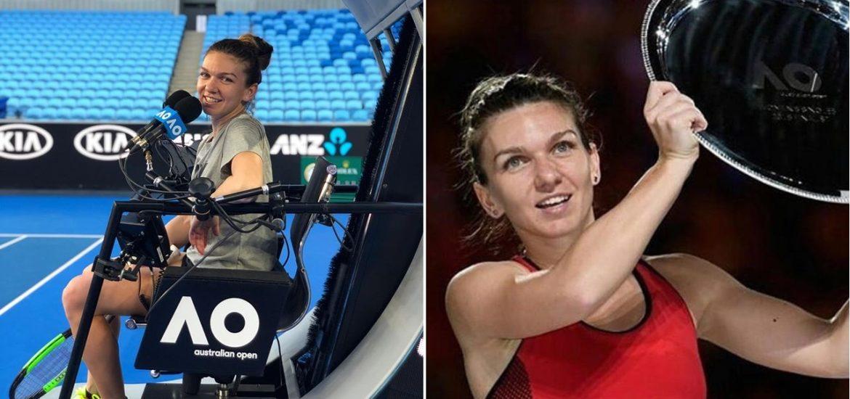 Simona Halep incepe marti campania de la Australian Open impotriva lui Kaia Kanepi. Vezi la ce ora va fi meciul