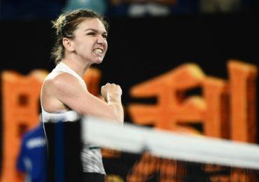 Simona Halep a castigat meciul cu Sofia Kenin, scor 6-3, 6-7, 6-4 si s-a calificat in turul 3 la Australian Open