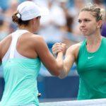 Simona Halep pierde primul sau meci la revenirea pe terenul de tenis, cu australianca Ashleigh Barty