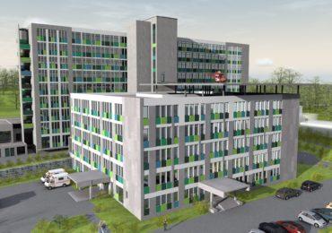 Au fost demarate lucrarile de extindere a Unitatii de primiri urgente (UPU) de la Spitalul Judetean Oradea
