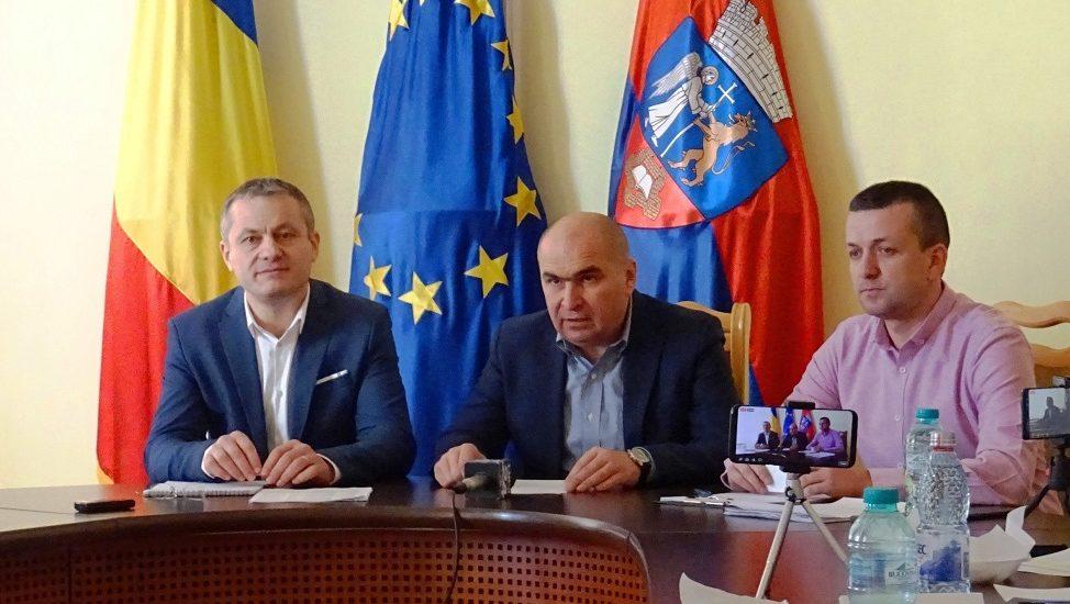 Oradea are semnate contracte de finantare nerambursabila de 174 milioane de euro