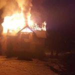 Atentie la cosurile de fum! Incendiu puternic, ieri in localitatea Pestere din judetul Bihor