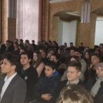 """Mica Unire sărbătorită în avans la Colegiul """"Eminescu"""" din Oradea"""
