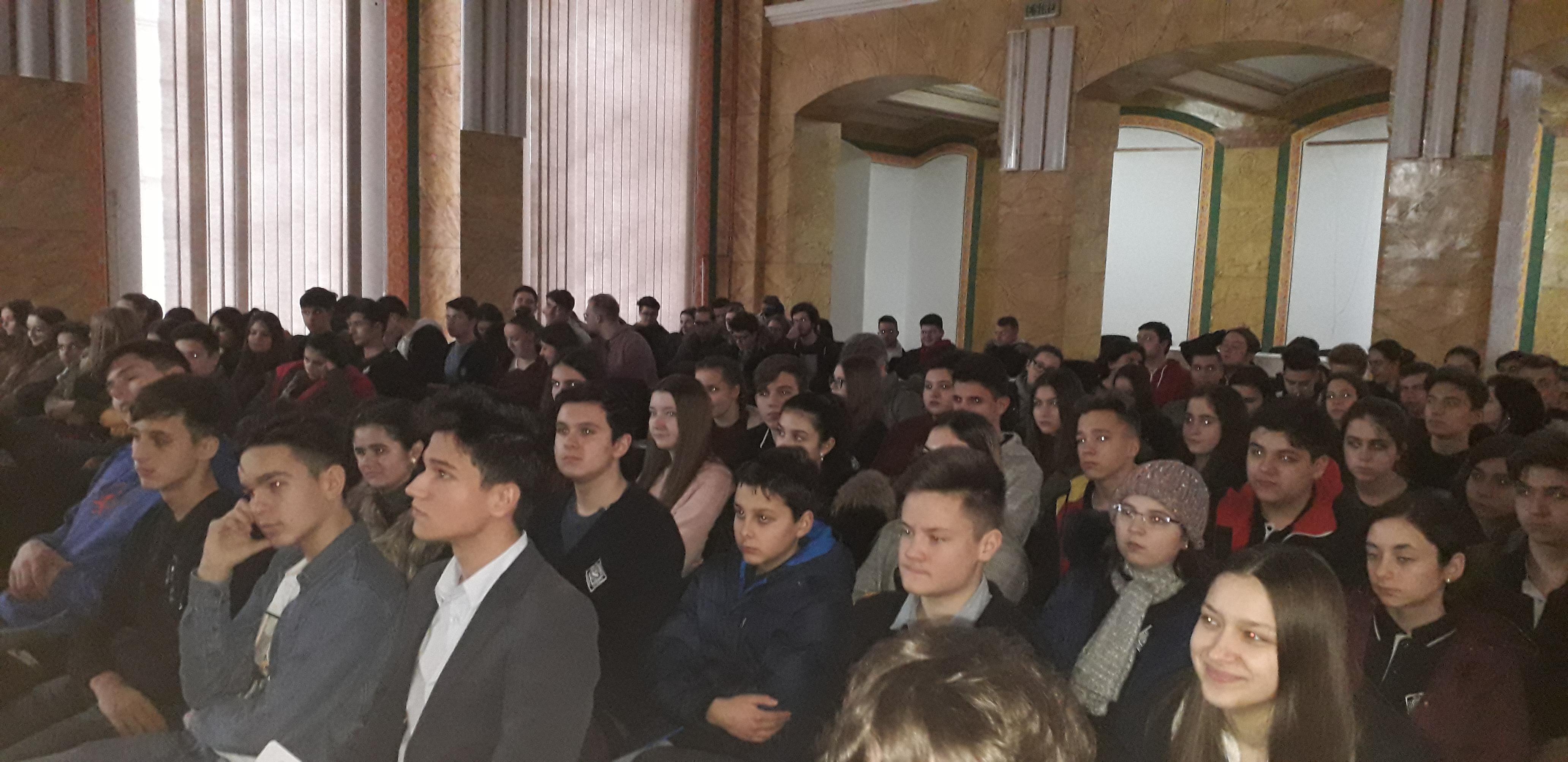 mica unire colegiul eminescu oradea