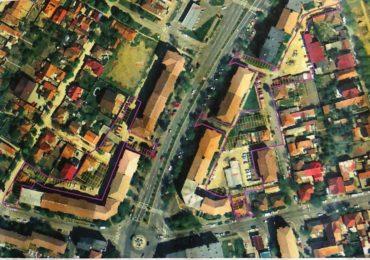 Primaria Oradea va construi 300 de locuri noi de parcare in Calea Aradului