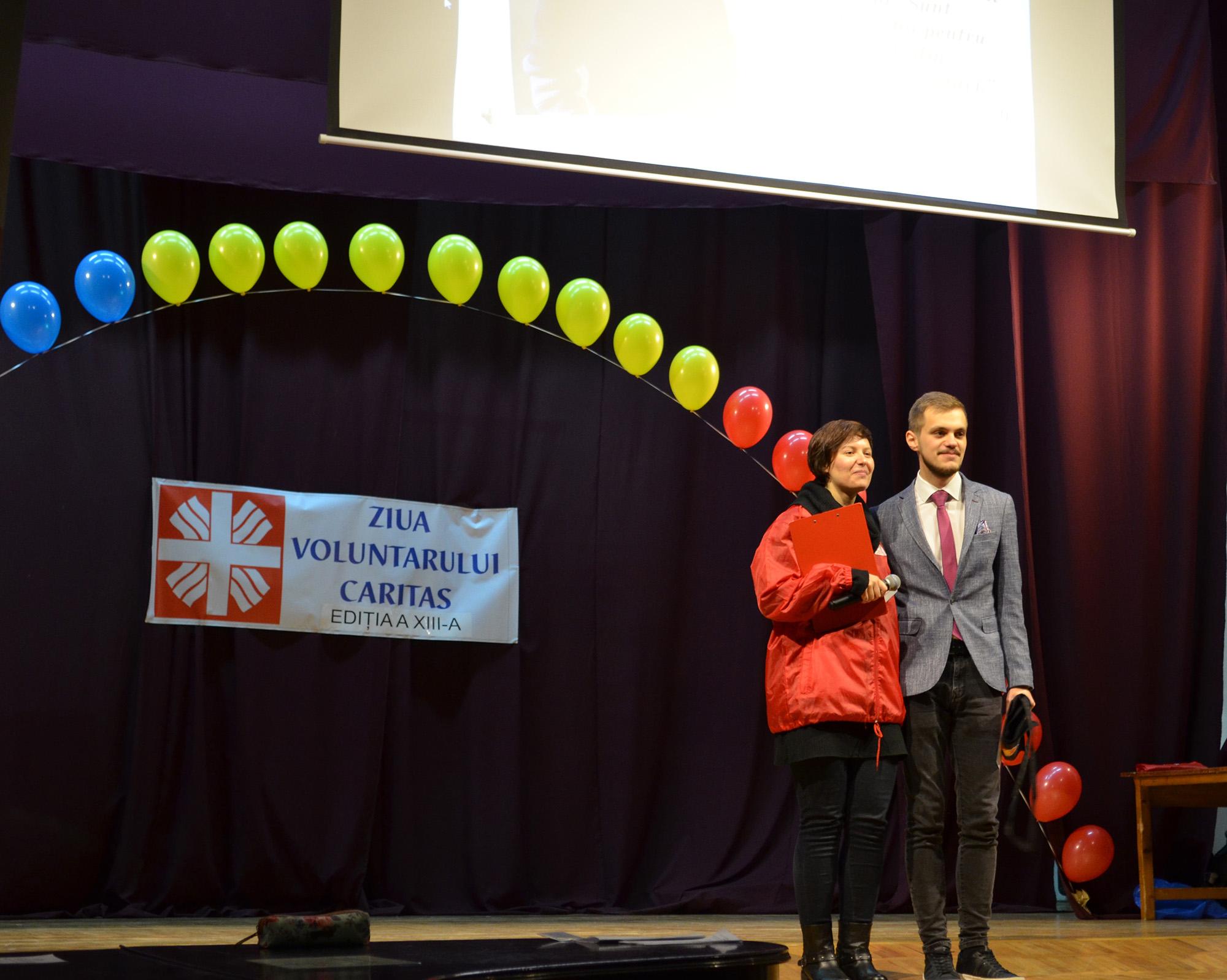 premiul pentru formarea voluntarilor