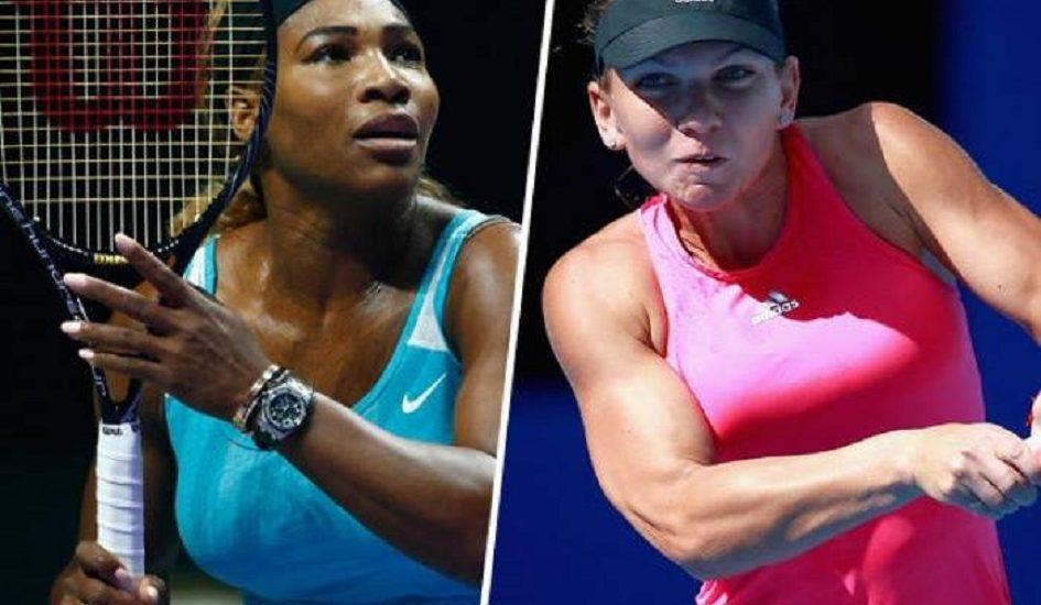 Organizatorii au stabilit ora meciului dintre Simona Halep si Seren Willliams, de maine, de la Australian Open