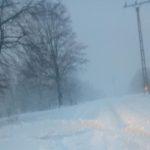 13 localitati din judetul Bihor au ramas fara curent, din cauza ninsorilor si a viscolului din aceasta noapte