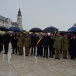 Ziua Unirii Principatelor Romane a fost sarbatorita in Piata Unirii (FOTO)