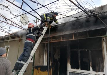 incendiu capalna