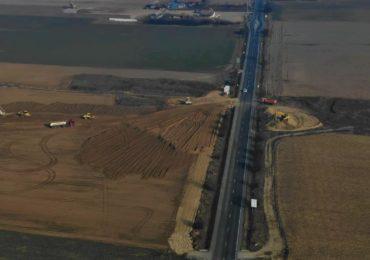 Prefectura Bihor: Lucrarile la autostrada A3 Bors-Biharia au ajuns la 87% (VIDEO)