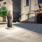 A fost semnat contractul pentru realizarea statuilor Episcopilor Roman Ciorogariu și Radu Demetriu