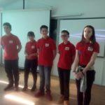 """Prima mobilitate din cadrul Proiectului Erasmus+ coordonat de Școala Gimnazială """"Avram Iancu"""" Oradea"""
