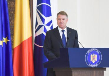 Presedintele Klaus Iohannis motiveaza refuzul numirii Liei Olguta Vasilescu in guvern.