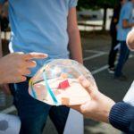 """Vremea cunoașterii – Meteo la Gojdu prin proiectul """"Thunder Generation"""" finantat prin Fondul Stiintescu Oradea"""