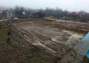 CJ Bihor anunta inceperea lucrarilor la constructia bazinului de inot din Nucet