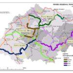 Drumul Apusenilor, faza pe contracte. CJ Bihor promite finalizarea lui in 2023