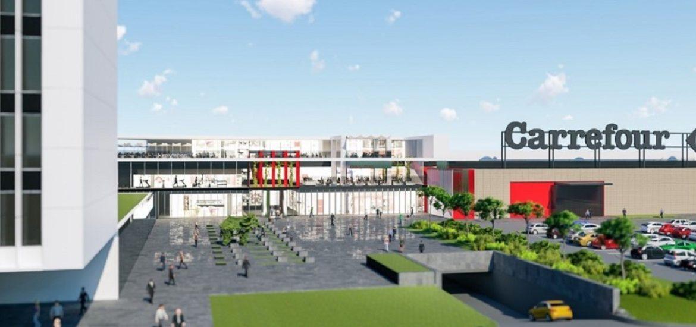 Lotus Center se extinde in actuala locatie. Vezi cum va arata (GALERIE FOTO)
