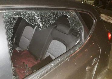 Patru tineri care au spart mai multe masini in Oradea, au fost prinsi si cercetati de politistii oradeni