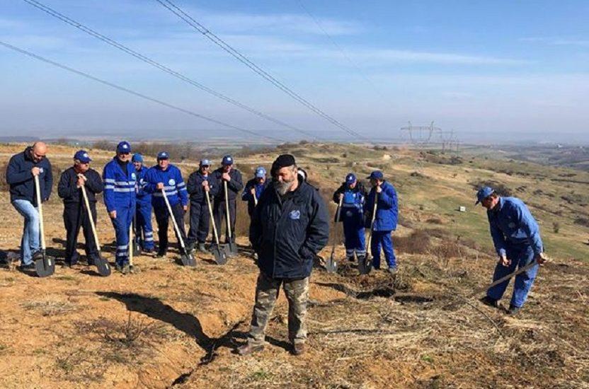 """Administrația Bazinală de Apă Crișuri partener activ in proiectul """"Plantăm fapte bune în România!"""""""