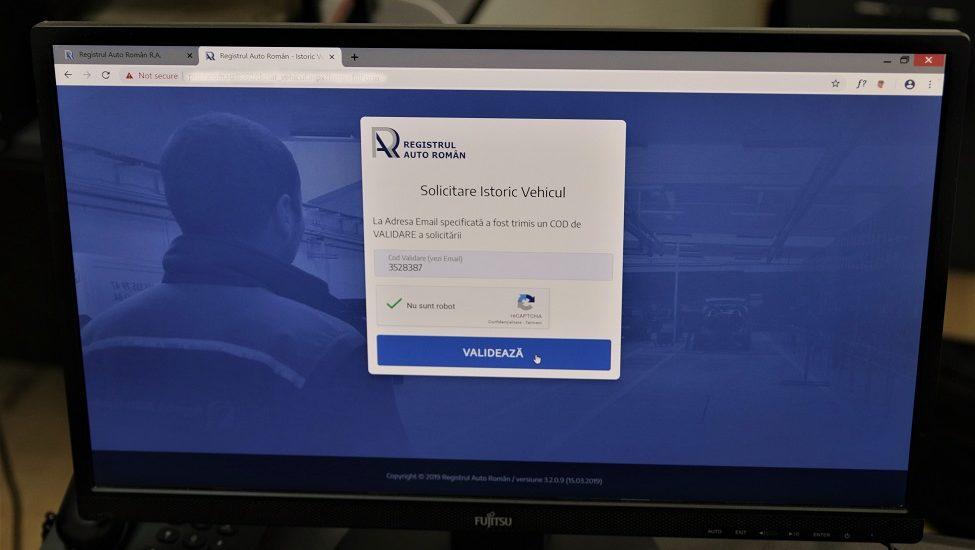 """RAR lansează aplicația """"ISTORIC VEHICUL""""! Puteți afla în timp real informații esențiale despre un vehicul înregistrat în baza de date a RAR"""