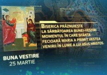 25 martie, romanii sarbatoresc Buna Vestire. Tradiţii, obiceiuri şi superstiţii de Blagoveştenie sau Ziua Cucului