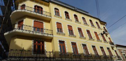 Reabilitarea Casei Kolozsváry din Oradea aproape de finalizare (FOTO)