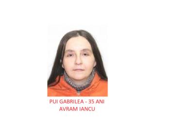 DISPARUTA! O femeie de 35 de ani din Avram Iancu – Bihor este cautata de familia ei