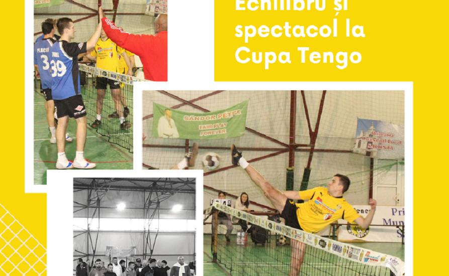 Cupa Tengo la futnet, desfasurata in acest weekend, si-a desemnat castigatorii