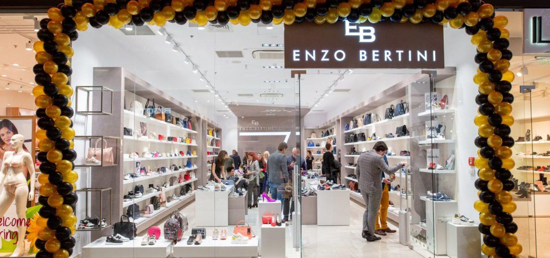 Enzo Bertini, multi-brand shoestore, s-a deschis și în Oradea, la Lotus Center
