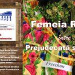 Femeia romă – între prejudecată și destin. Workshop adresat studenților abordând metode de lucru cu persoanele de etnie roma/femeia roma